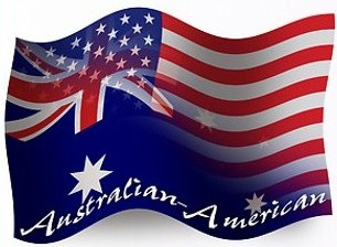 Authentic Australian-American Family.